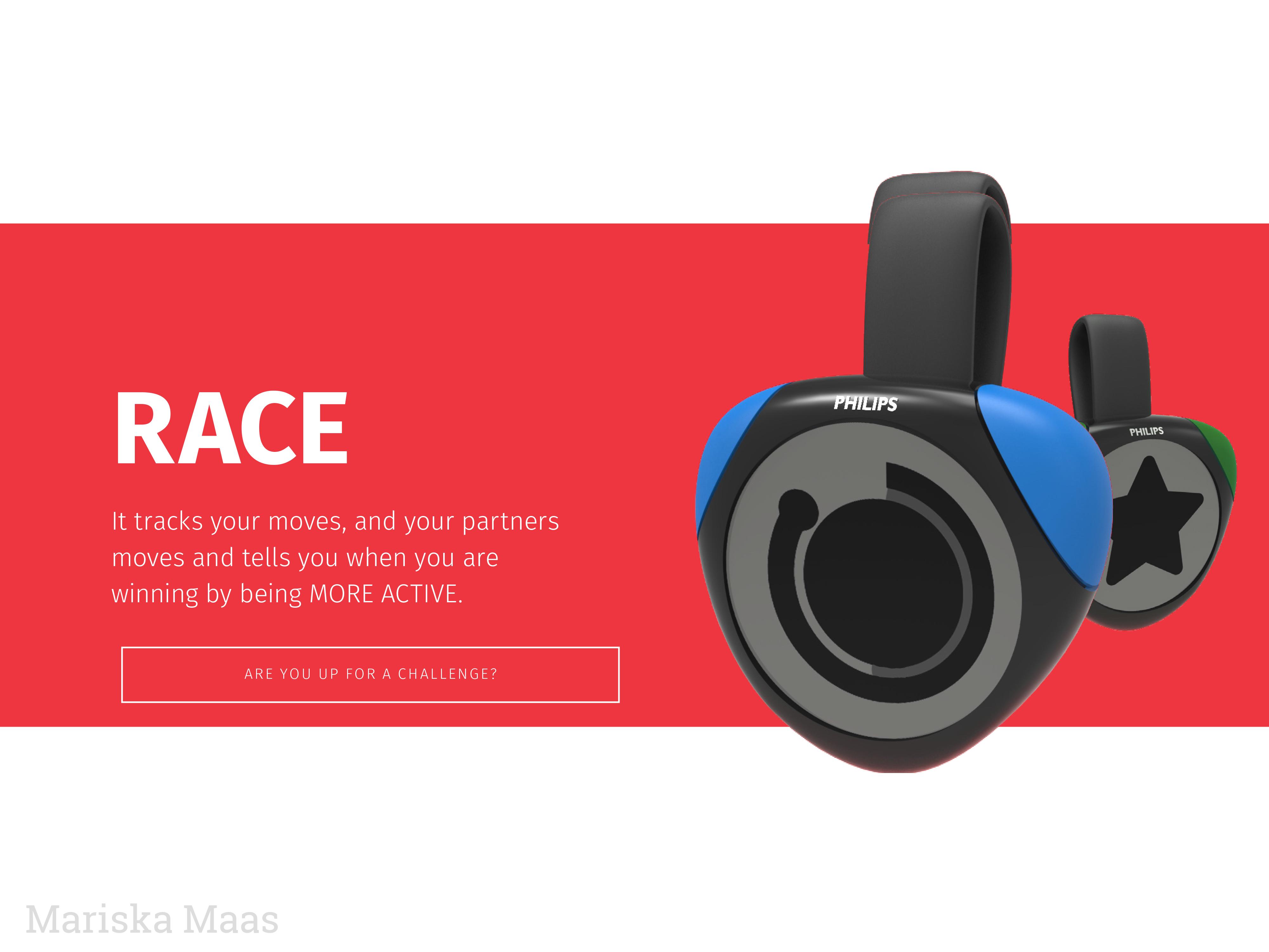 Race Pedometer